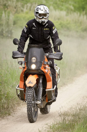 Adventure rider training, MSF coaches, GS motorcycle, learn to ride, gravel, dirt, hills